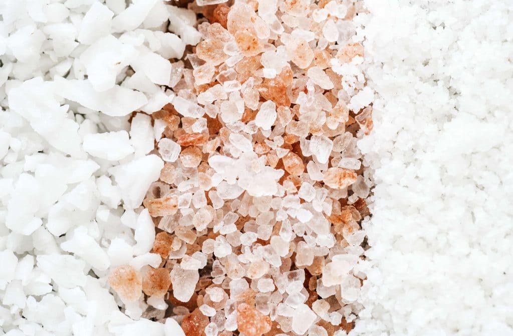 Nettoyage énergétique gros sel