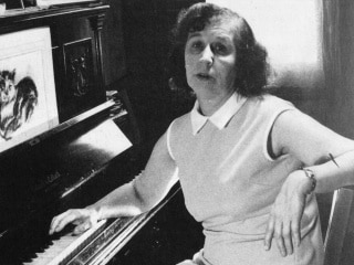 Rosemary Brown pianiste virtuose médium célèbre
